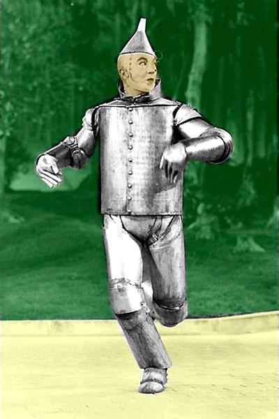 O Mágico de Oz : Foto Jack Haley, Victor Fleming