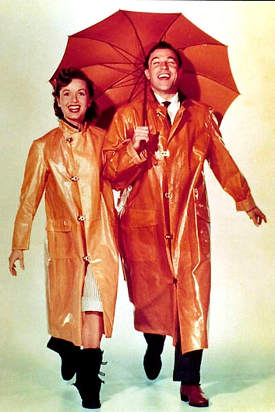 Cantando na Chuva : Foto Debbie Reynolds, Gene Kelly, Stanley Donen