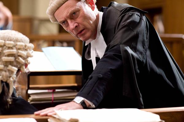 Law & Order: UK : Foto Patrick Malahide