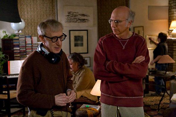 Tudo Pode Dar Certo : Foto Larry David, Woody Allen