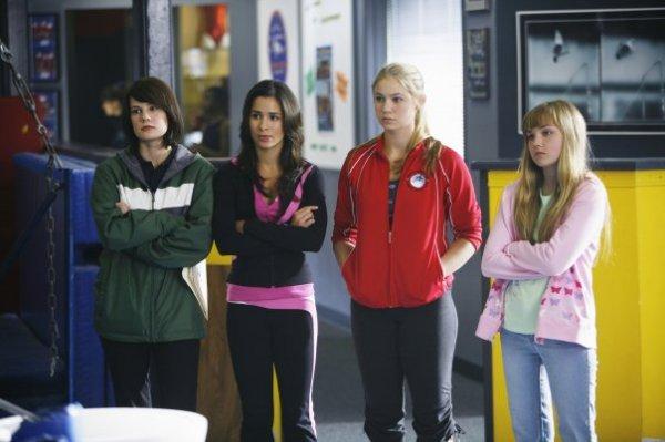 Make it or Break it : Foto Ayla Kell, Chelsea Hobbs, Josie Loren, Mia Rose Frampton