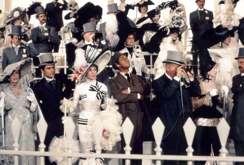 My Fair Lady : Foto Audrey Hepburn, Jeremy Brett, Rex Harrison
