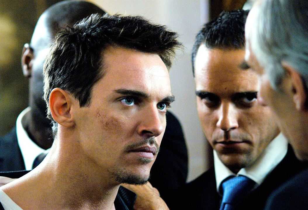 Dupla Implacável : Foto Jonathan Rhys-Meyers, Pierre Morel