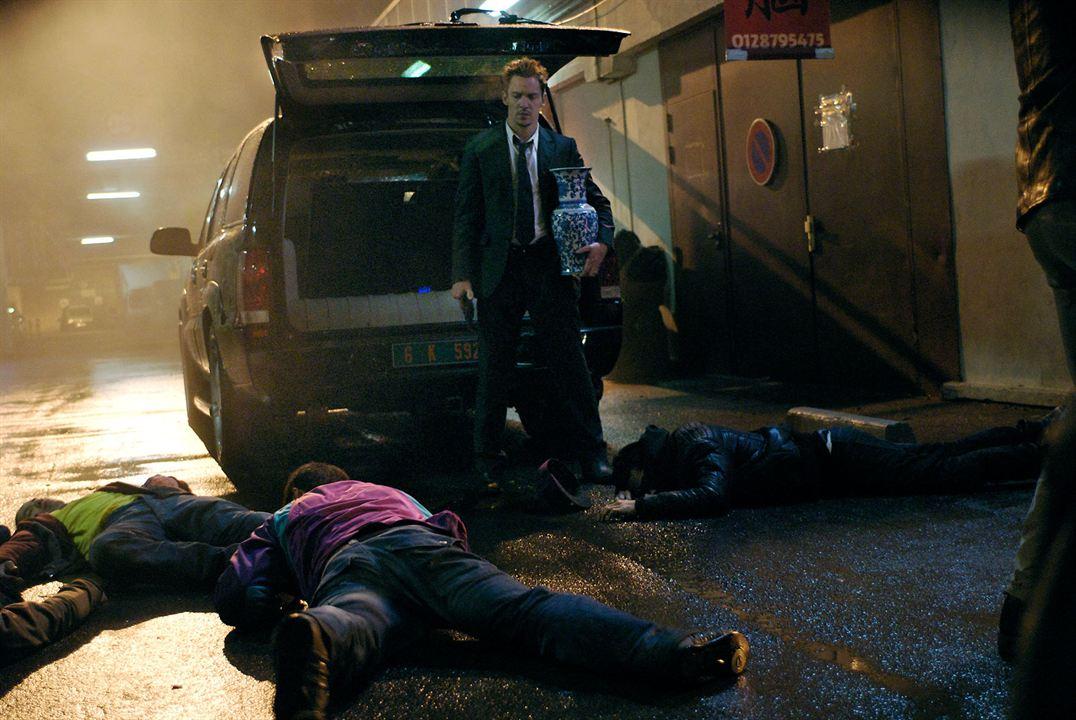 Dupla Implacável : Foto Jonathan Rhys-Meyers, Pierre Morel
