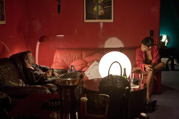 Foto Arnaud Larrieu, Jean-Marie Larrieu, Mathieu Amalric, Omahyra Mota