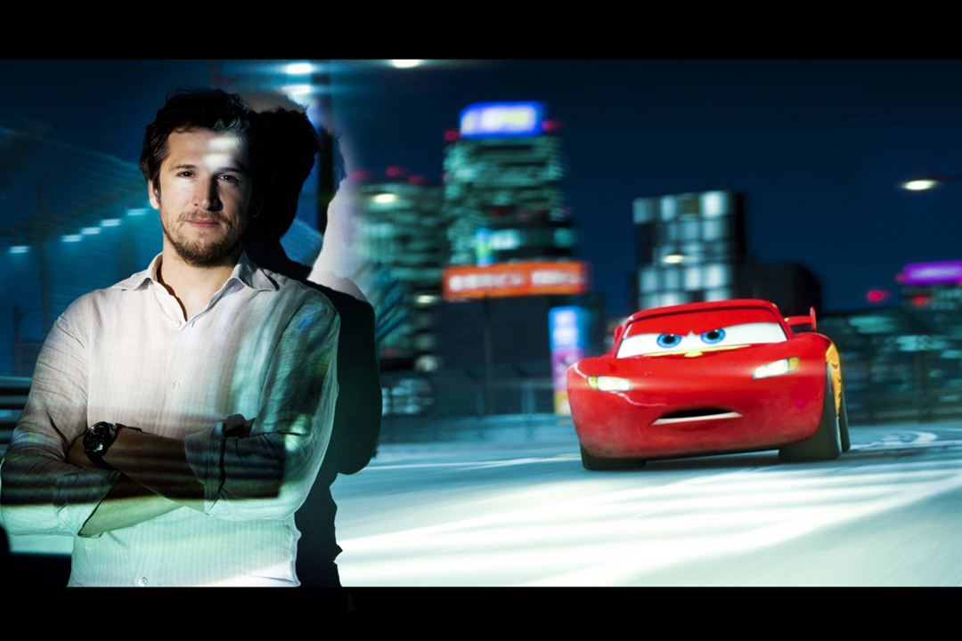 Carros 2 : Foto Guillaume Canet