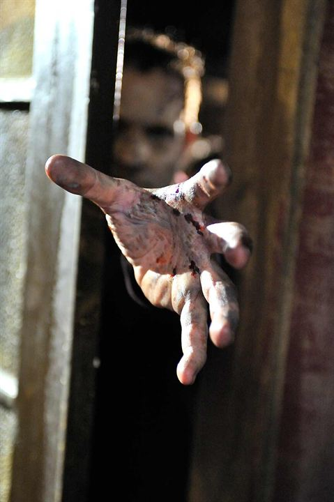 A Ilha dos Mortos : Foto George A. Romero