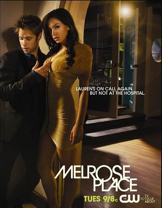 Melrose Place (2009) : Foto Shaun Sipos, Stephanie Jacobsen