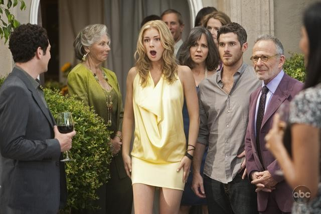Brothers & Sisters : Foto Dave Annable, Emily VanCamp, Marion Ross, Matthew Rhys, Ron Rifkin