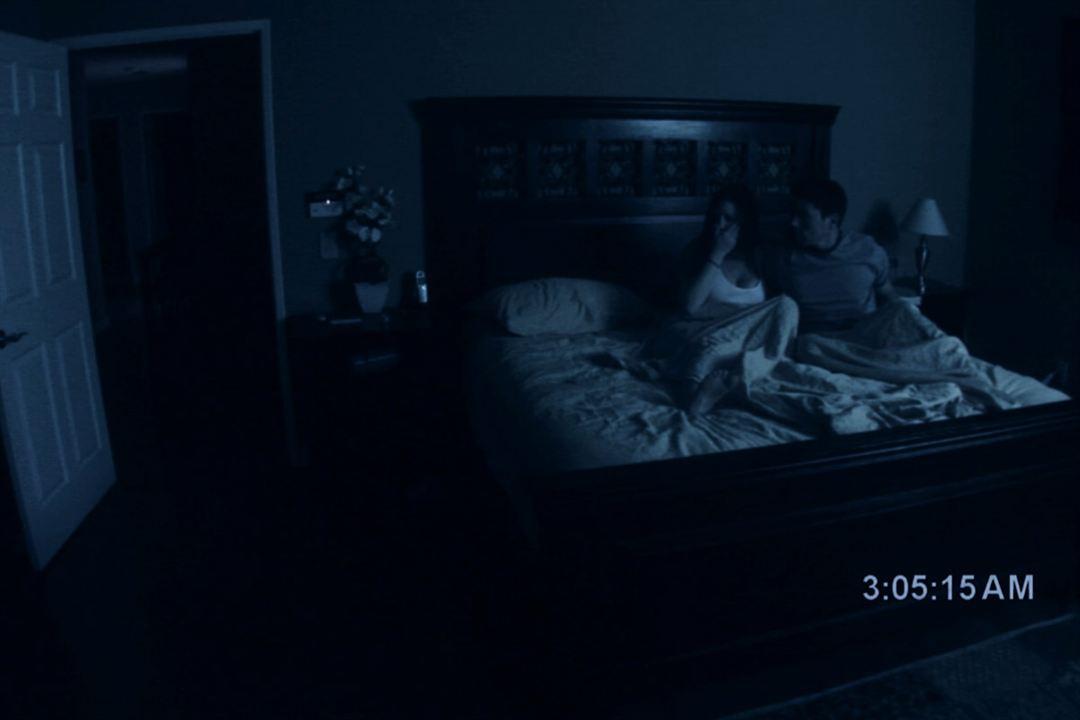 Atividade Paranormal : Foto Katie Featherston, Micah Sloat, Oren Peli