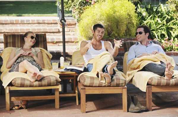 Brothers & Sisters : Foto Dave Annable, Emily VanCamp, Matthew Rhys