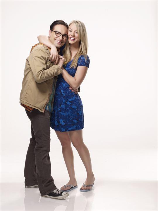 The Big Bang Theory : Foto Johnny Galecki, Kaley Cuoco
