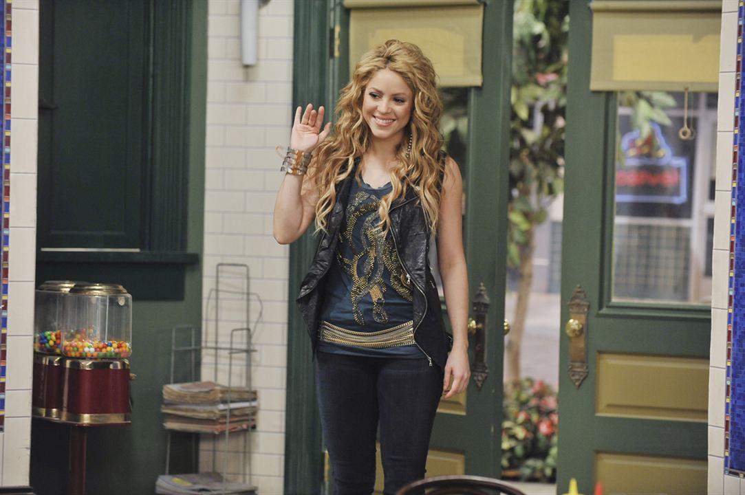 Os Feiticeiros de Waverly Place : Foto Shakira