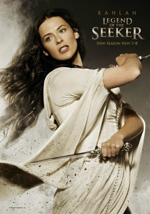 Legend of the Seeker : Foto