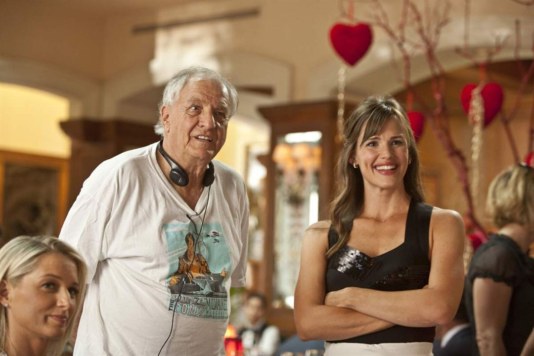 Idas e Vindas do Amor : Foto Garry Marshall, Jennifer Garner