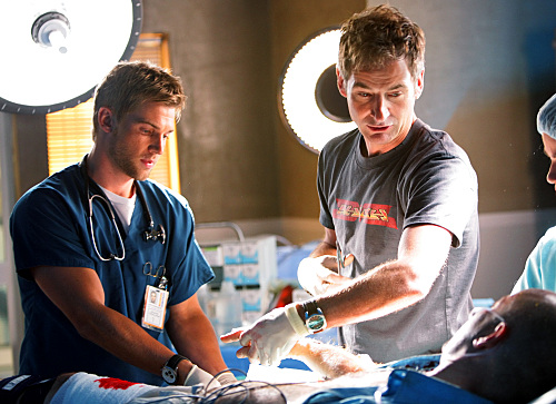Miami Medical : Foto Jeremy Northam, Mike Vogel