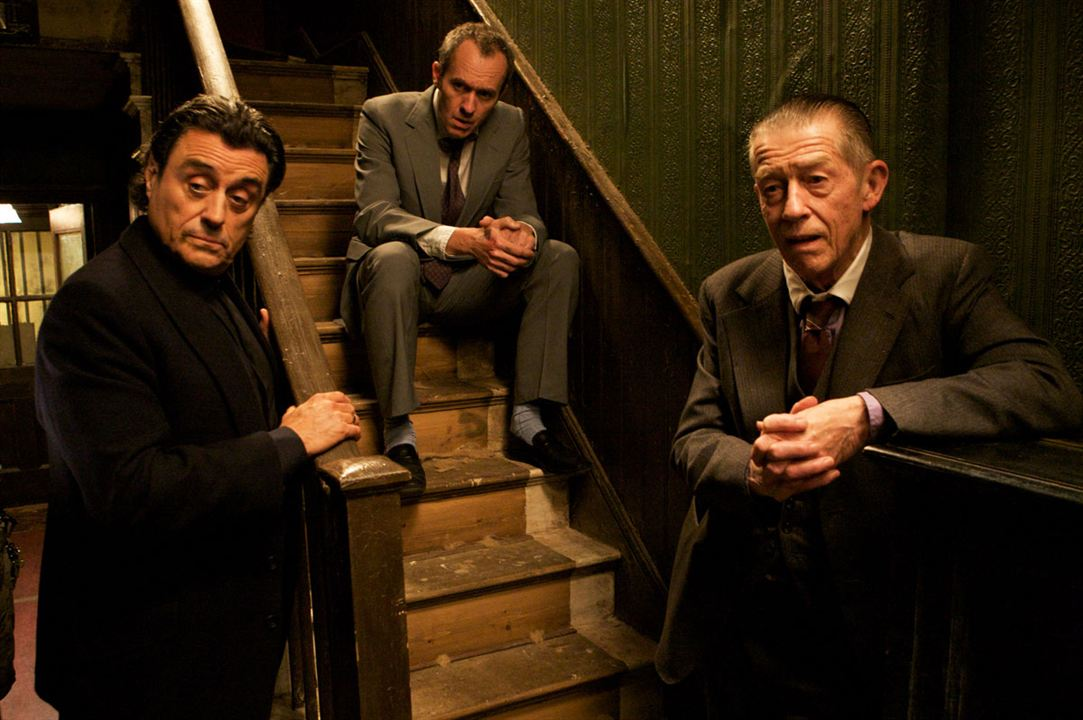 44 Inch Chest : Foto Ian McShane, John Hurt, Malcolm Venville, Stephen Dillane