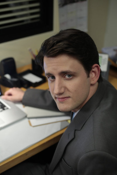 The Office (US) : Foto Zach Woods