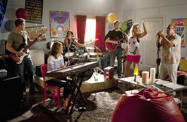 Cougar Town : Foto Busy Philipps, Christa Miller-Lawrence, Courteney Cox, Ian Gomez, Josh Hopkins