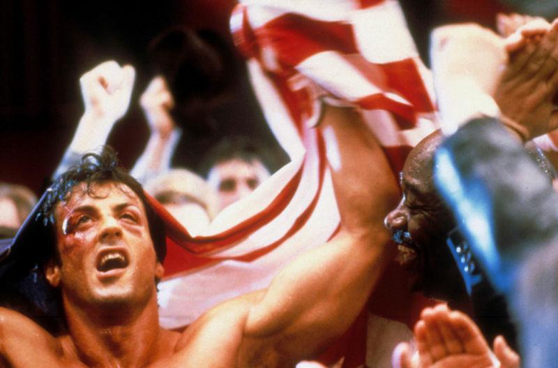 Rocky 4: Sylvester Stallone