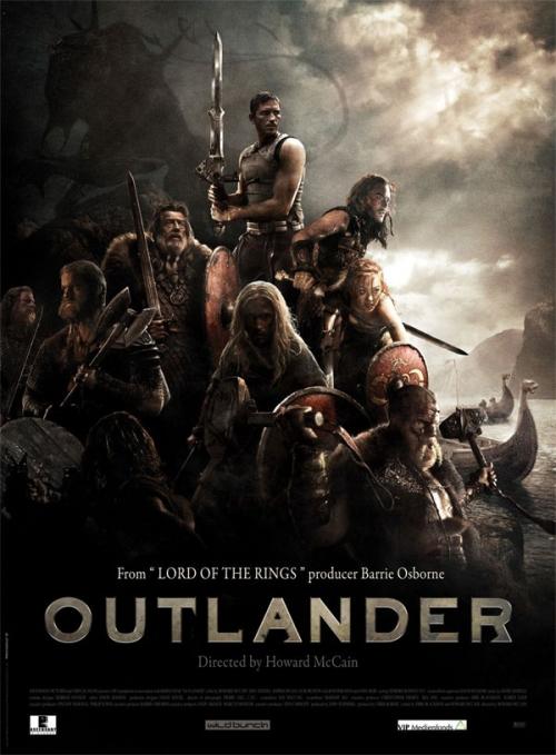 Outlander: Guerreiro vs Predador : Poster