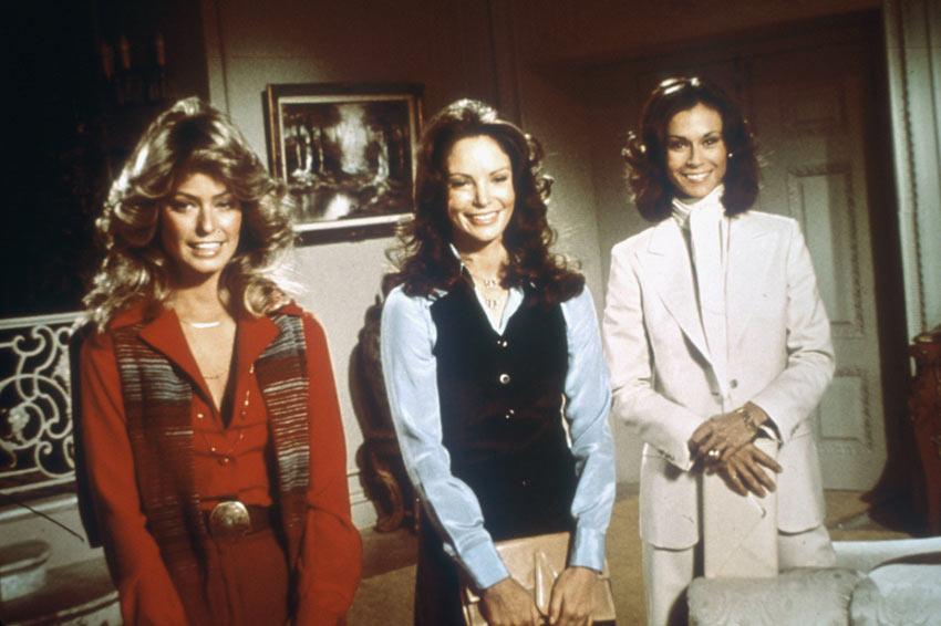 As Panteras (1976) : Foto Farrah Fawcett, Jaclyn Smith, Kate Jackson