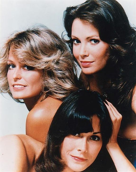 As Panteras (1976) : Foto Farrah Fawcett, Jaclyn Smith, Kate Jackson