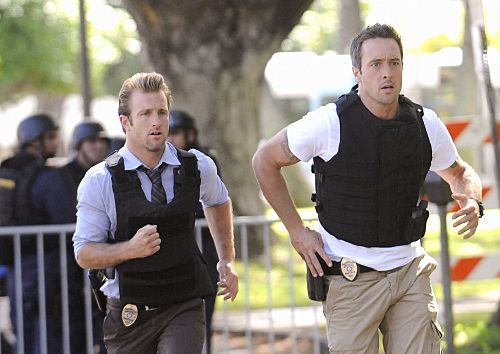 Hawaii Five-0 : Foto Alex O'Loughlin, Scott Caan