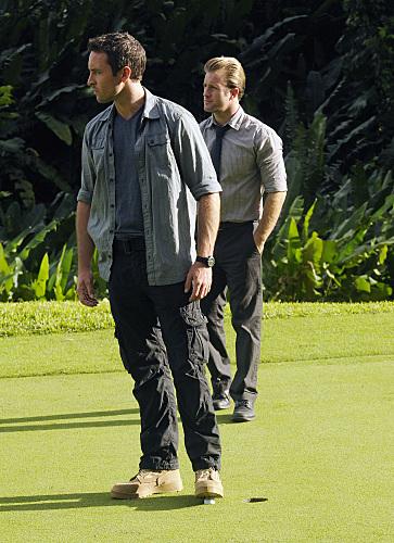 Hawaii Five-0 : Foto Alex O'Loughlin, Scott Caan