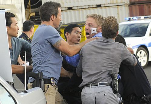 Hawaii Five-0 : Foto Alex O'Loughlin, Daniel Dae Kim, Scott Caan