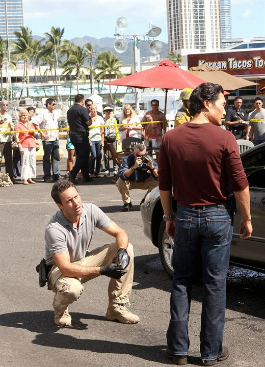 Hawaii Five-0 : Foto Alex O'Loughlin, Daniel Dae Kim