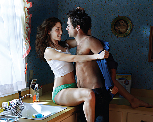 Shameless : Foto Emmy Rossum, Justin Chatwin