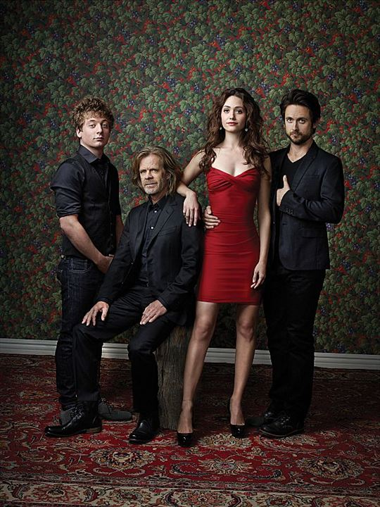 Foto Emmy Rossum, Jeremy Allen White, Justin Chatwin, William H. Macy