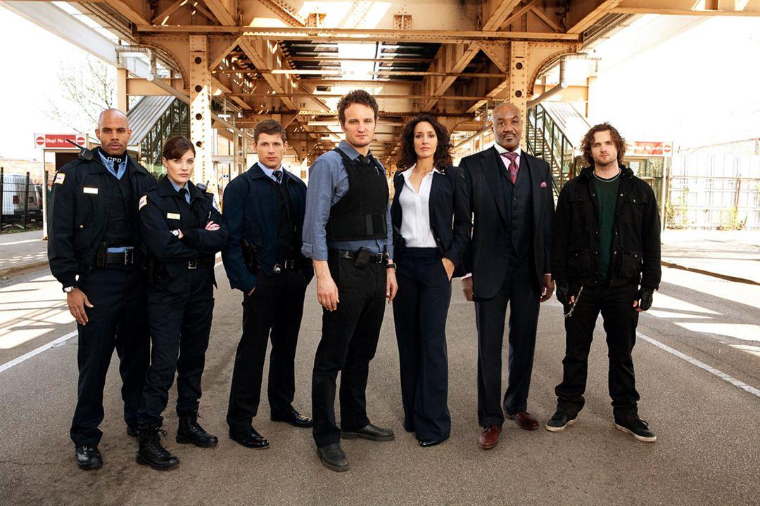 The Chicago Code : Foto Billy Lush, Delroy Lindo, Devin Kelley, Jason Clarke, Jennifer Beals