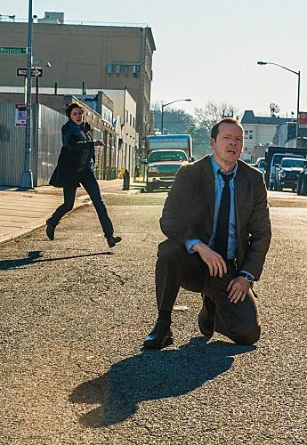 Foto Donnie Wahlberg, Megan Boone