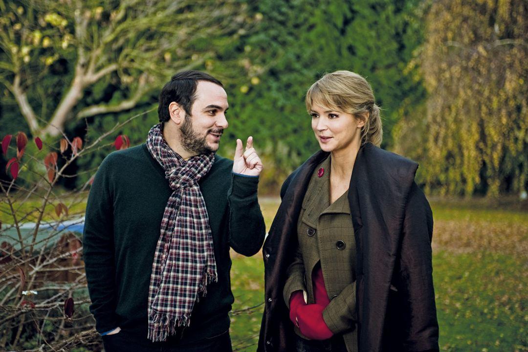 Foto François-Xavier Demaison, Virginie Efira
