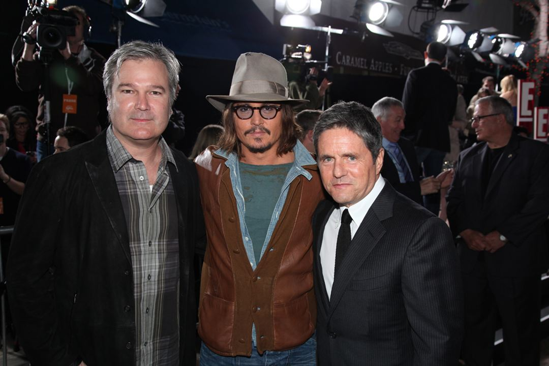 Rango : Foto Gore Verbinski, Johnny Depp