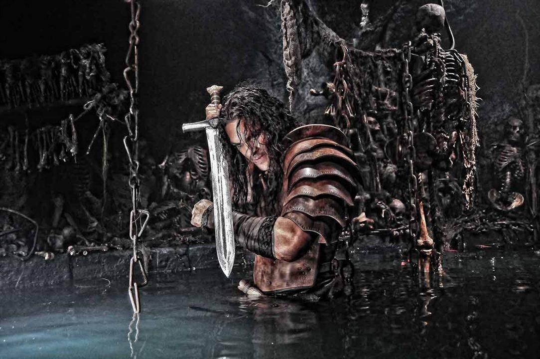 Conan, o Bárbaro : Foto Jason Momoa, Marcus Nispel