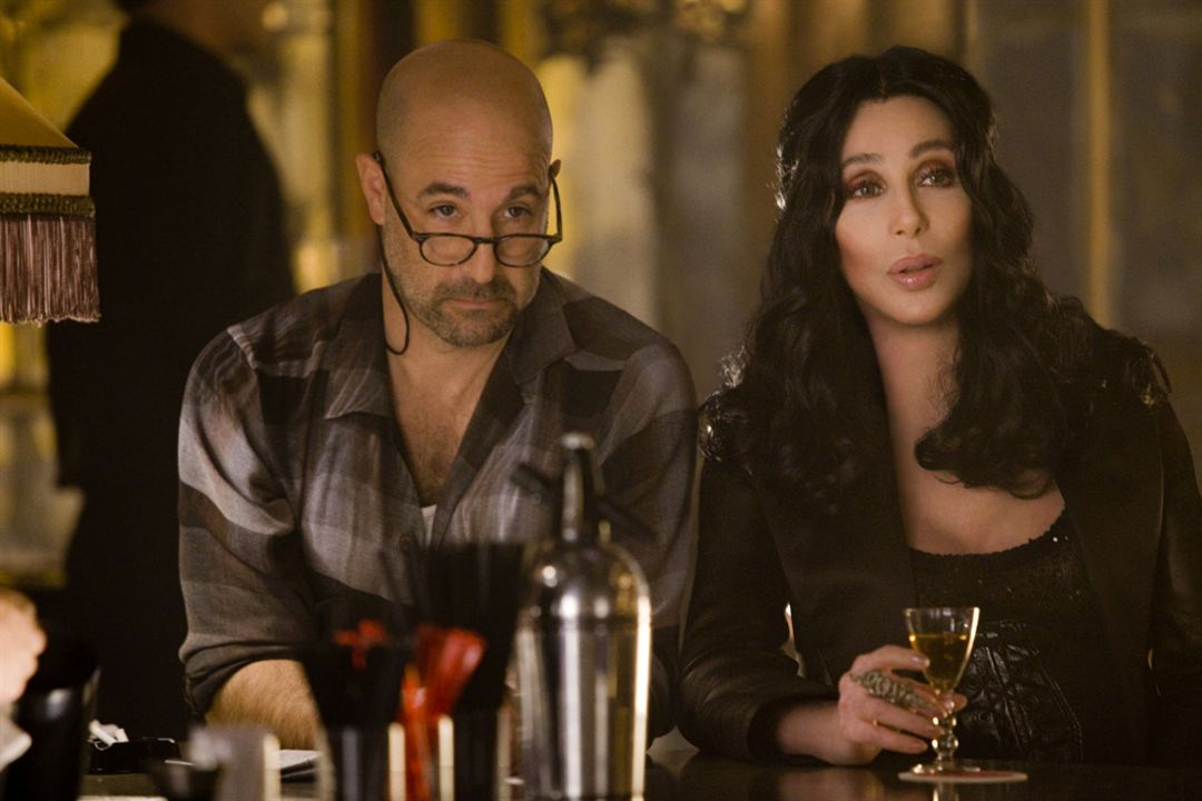 Burlesque : Foto Cher, Stanley Tucci, Steven Antin