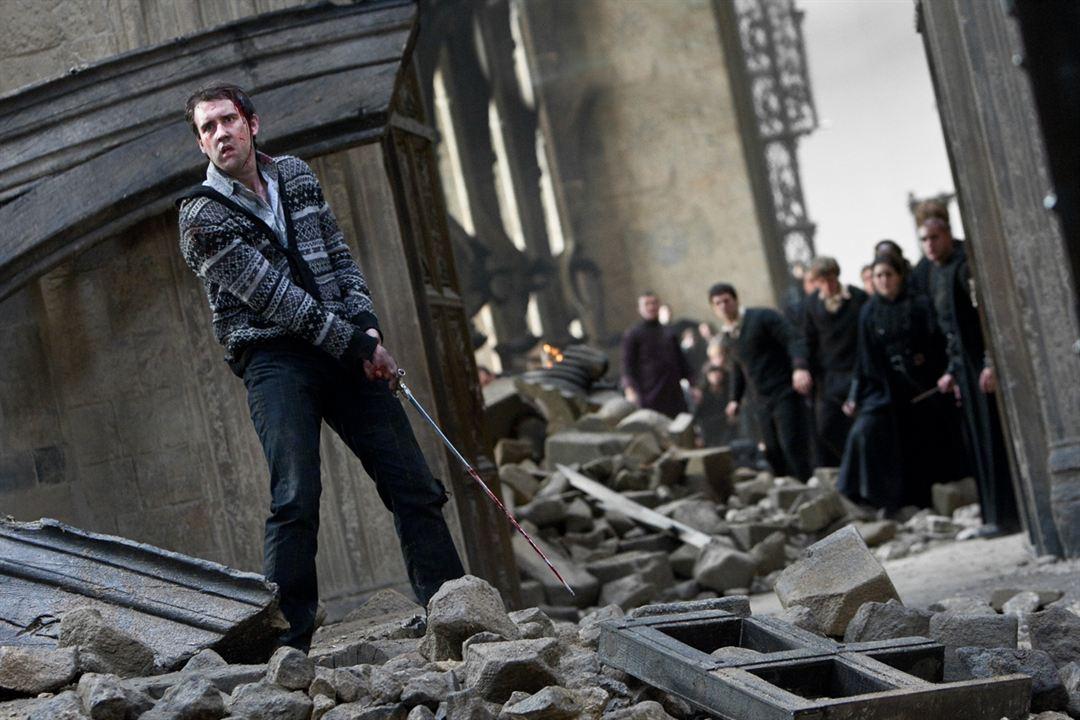 Harry Potter e as Relíquias da Morte - Parte 2 : Foto Matthew Lewis