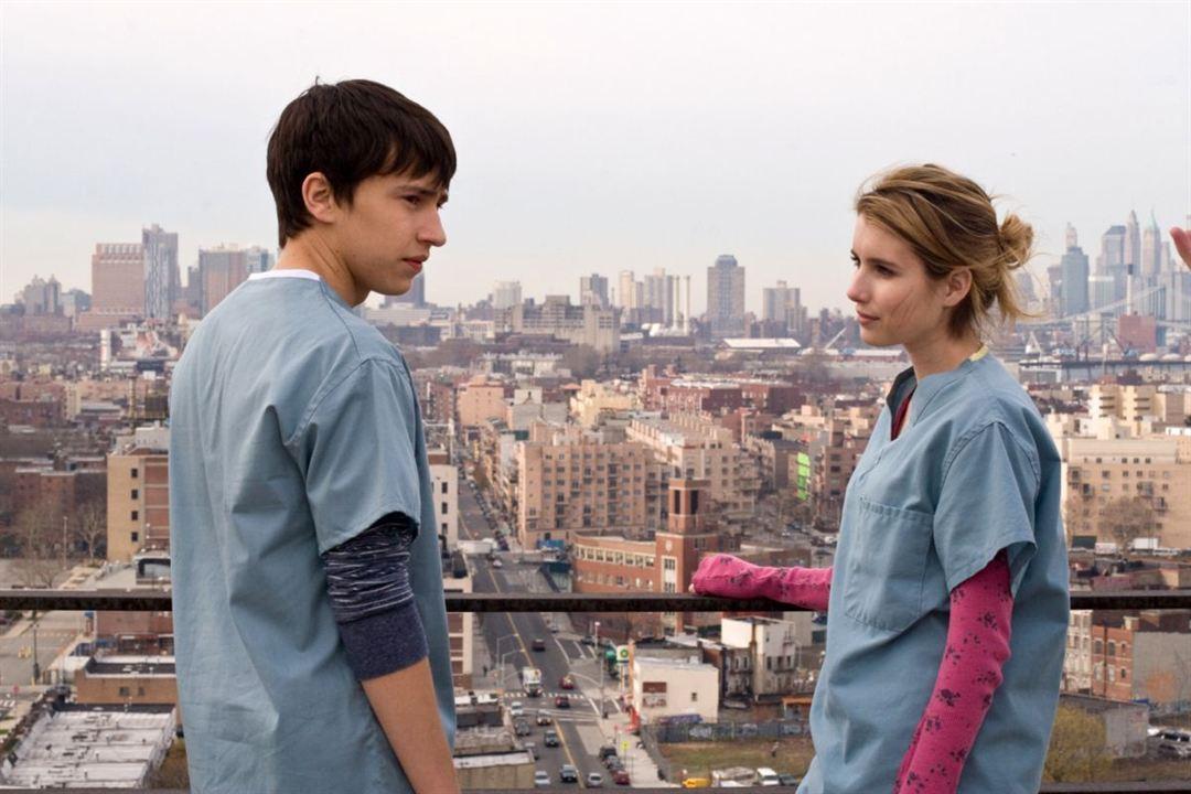 Se Enlouquecer, Não se Apaixone : foto Emma Roberts, Keir Gilchrist