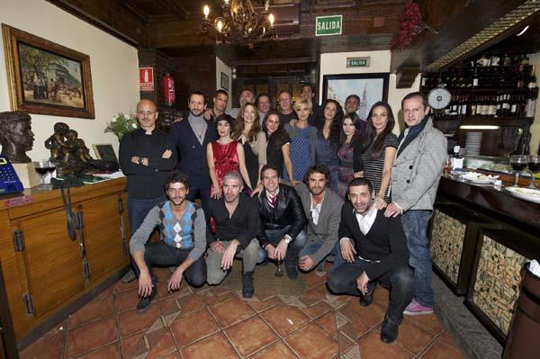 A Rainha do Tráfico : Foto Alberto Jiménez, Cristina Urgel, Kate del Castillo, Miguel de Miguel, Mónica Estarreado