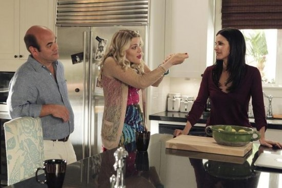 Cougar Town : Foto Busy Philipps, Courteney Cox, Ian Gomez