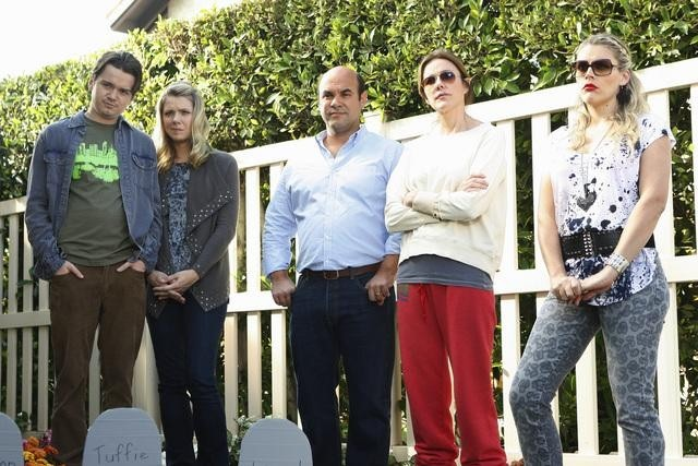 Cougar Town : Foto Busy Philipps, Christa Miller-Lawrence, Collette Wolfe, Dan Byrd, Ian Gomez