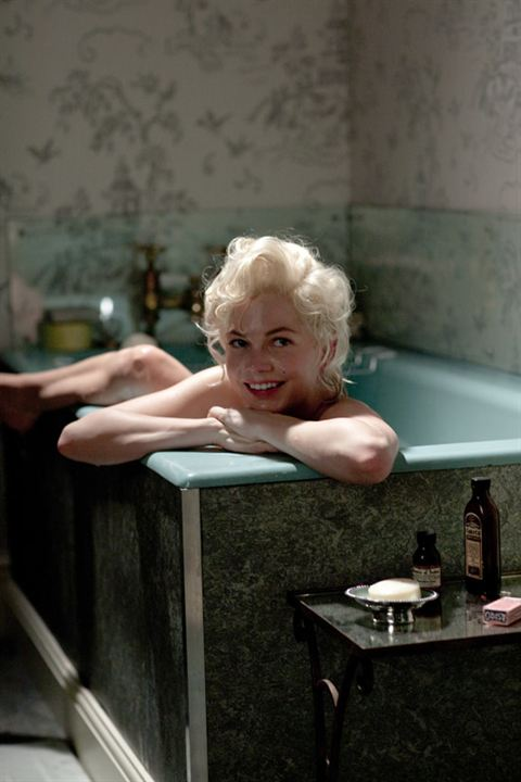 Sete Dias com Marilyn : Foto Michelle Williams, Simon Curtis