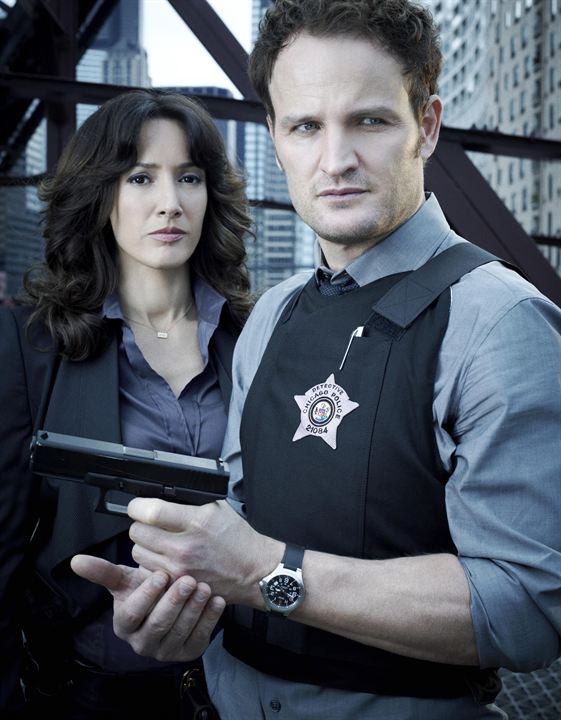 The Chicago Code : Foto Jason Clarke, Jennifer Beals