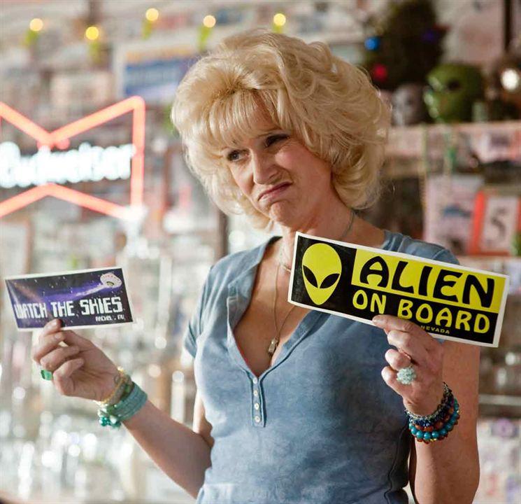 Paul - O Alien Fugitivo : Foto Greg Mottola, Jane Lynch