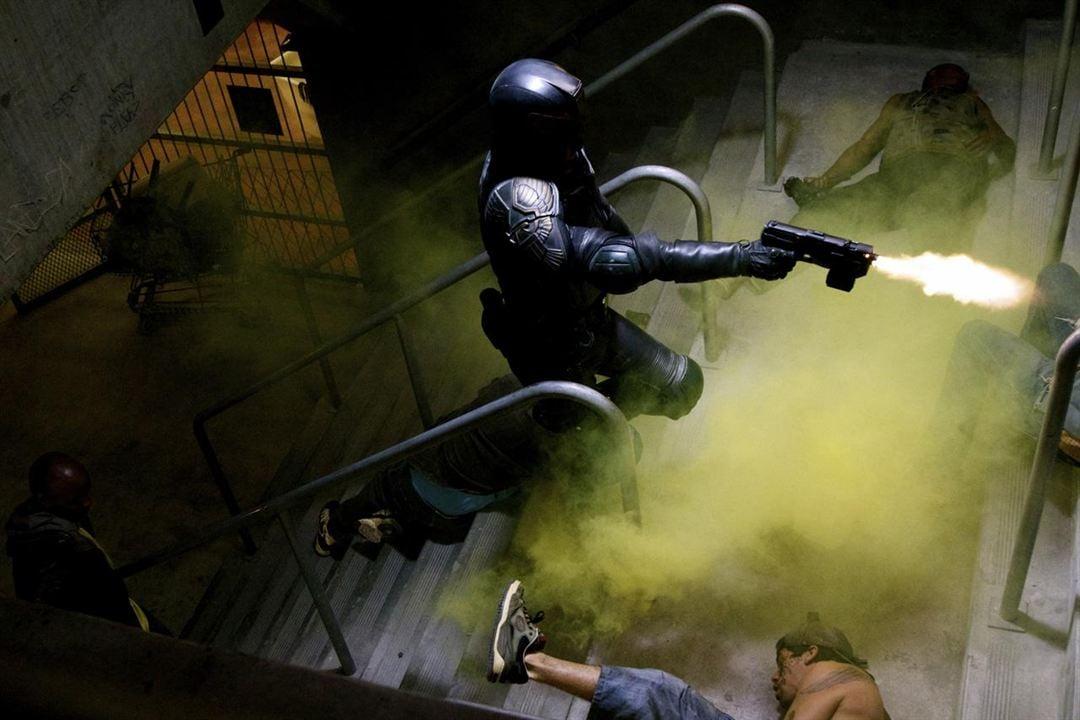 Dredd : Foto Karl Urban