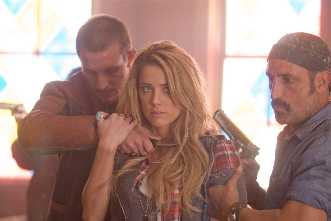 Fúria Sobre Rodas : Foto Amber Heard, Patrick Lussier