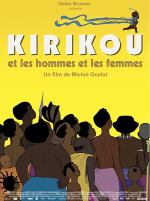 Kiriku, os Homens e as Mulheres : Poster